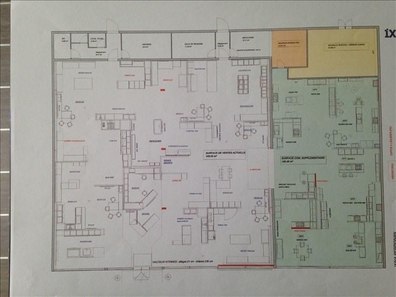 Rental empty room/storage Cabestany 90000€ CC - Picture 3