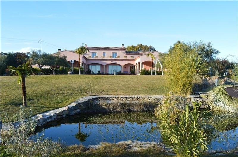 Vente de prestige maison / villa Rians 899000€ - Photo 1