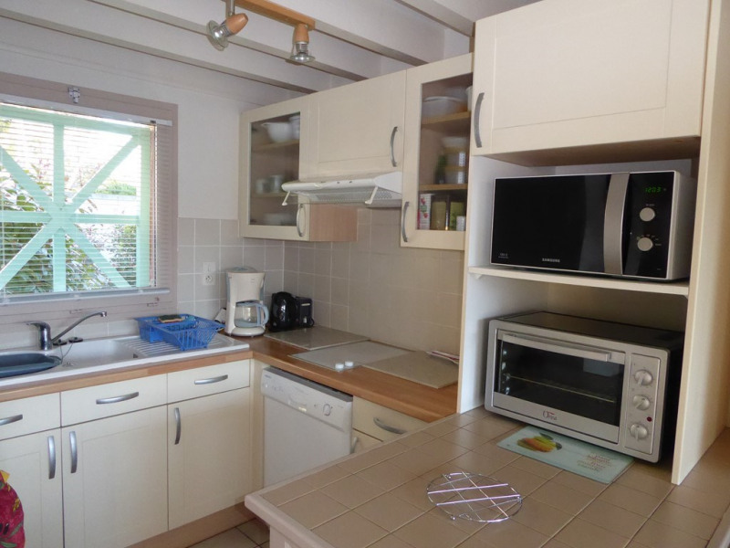 Location vacances appartement Biscarrosse 260€ - Photo 6