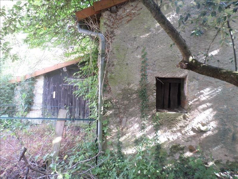 Vente maison / villa Mazerolles 55000€ - Photo 8