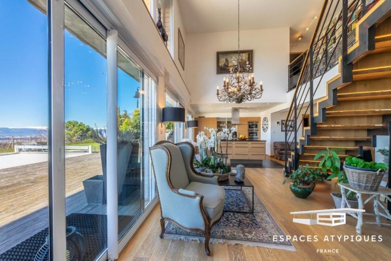 Vente de prestige maison / villa Lucinges 1600000€ - Photo 3