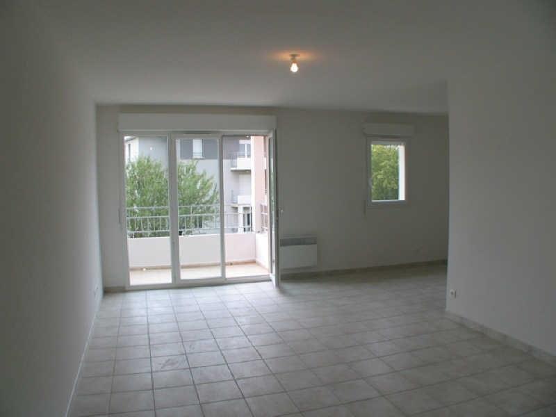 Rental apartment Carcassonne 591€ CC - Picture 1