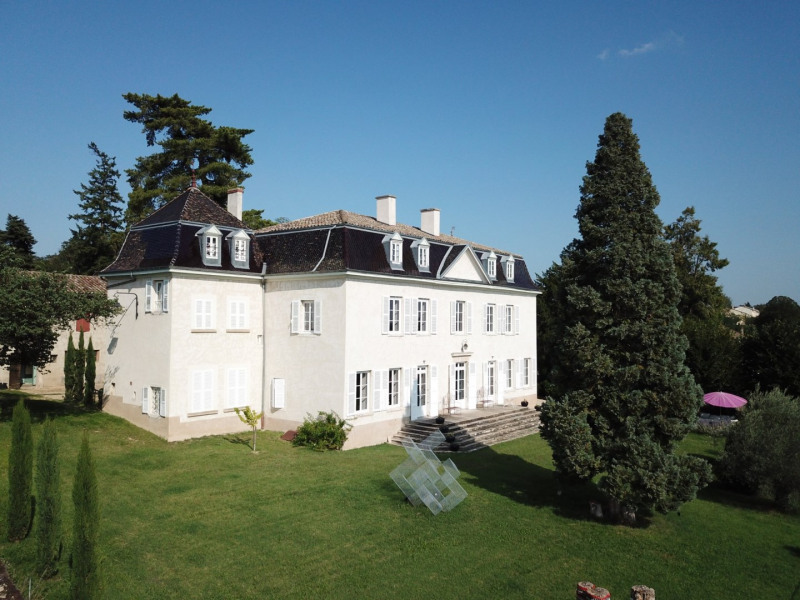 Secteur Villefranche sur Saône, château-demeure familiale,m