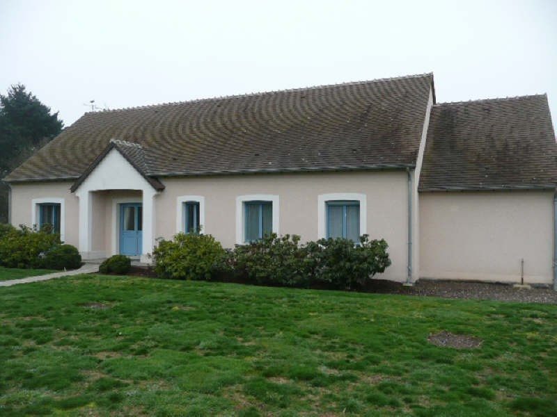 Vente maison / villa Aubigny sur nere 325000€ - Photo 2