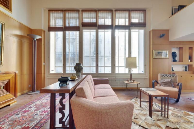 Vente de prestige appartement Paris 17ème 1680000€ - Photo 2