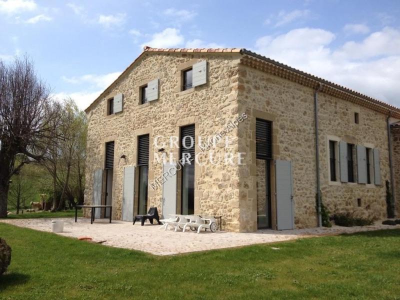 Vente de prestige maison / villa Tournon sur rhone 810000€ - Photo 7