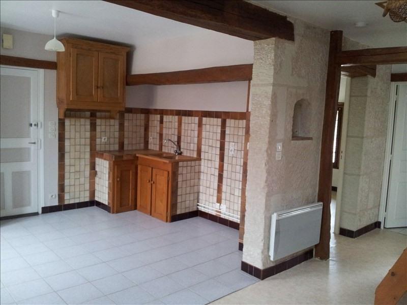 Location appartement Montoire sur le loir 327€ CC - Photo 1
