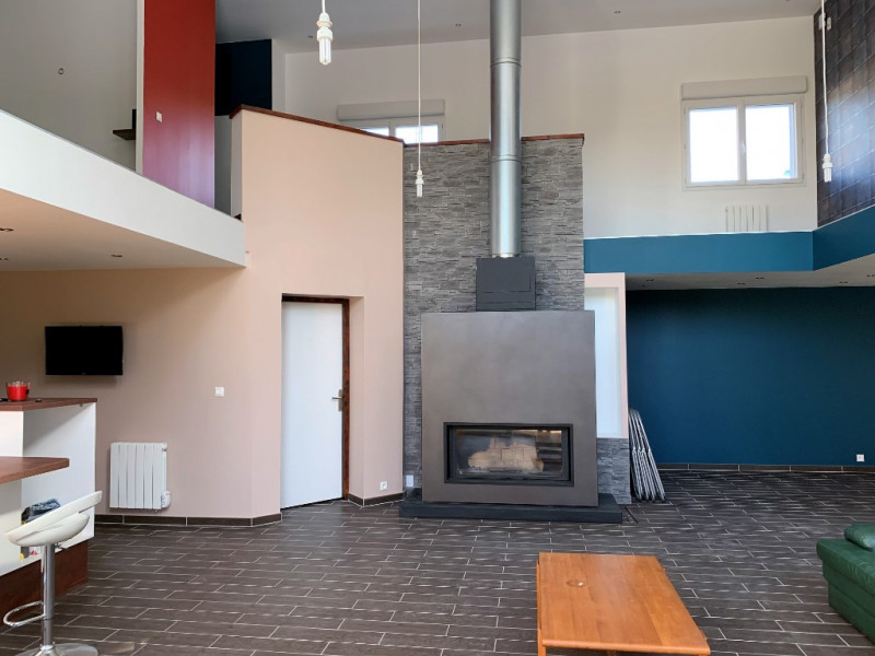Sale house / villa Saint pierre montlimart 236800€ - Picture 2