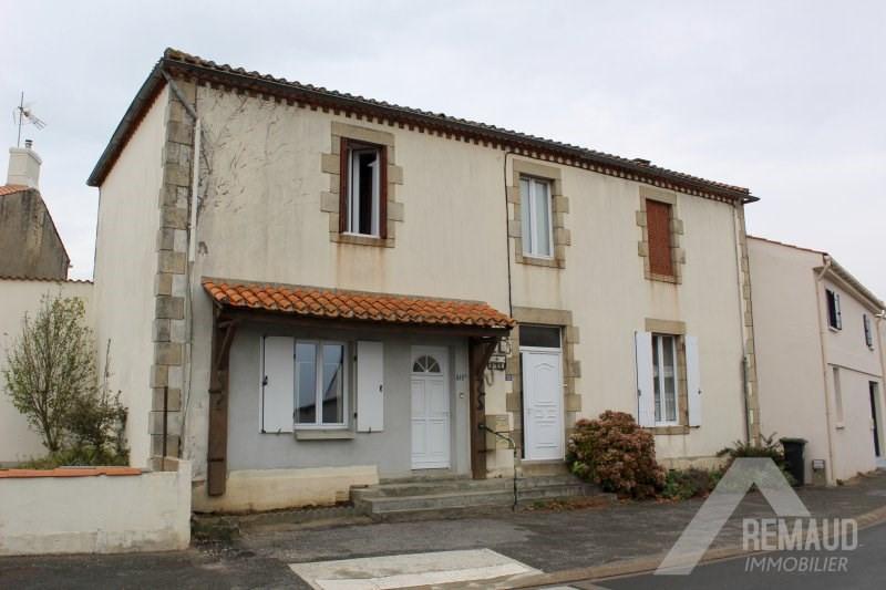 Produit d'investissement maison / villa Mache 163940€ - Photo 1