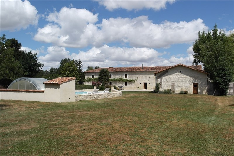 Vente maison / villa Matha 477 000€ - Photo 2