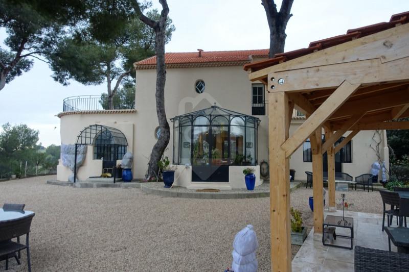 Vente de prestige maison / villa Marseille 11ème 1580000€ - Photo 1