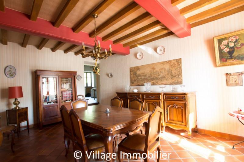 Vente maison / villa Toussieu 380000€ - Photo 5