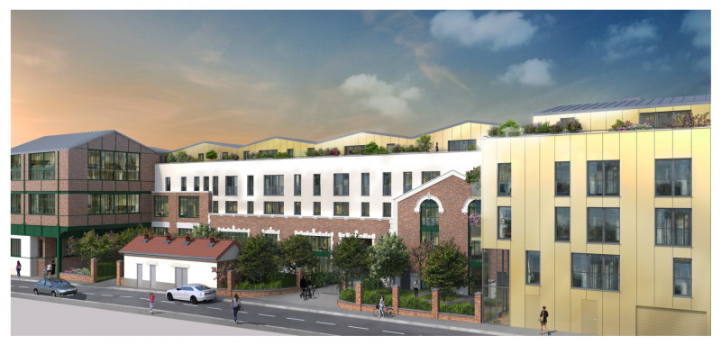 Vendita nuove costruzione Bagnolet  - Fotografia 4