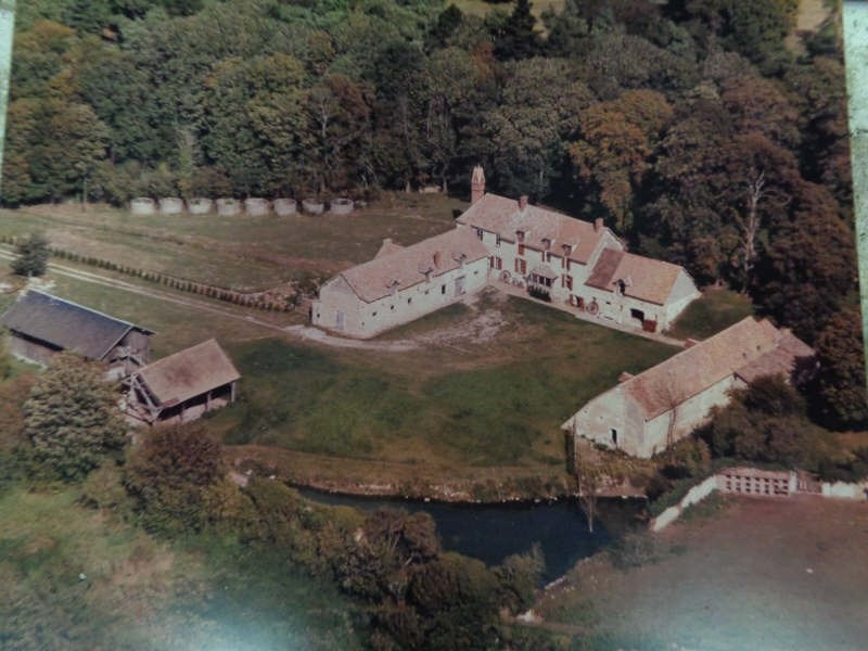 Revenda castelo Angervilliers 950000€ - Fotografia 1
