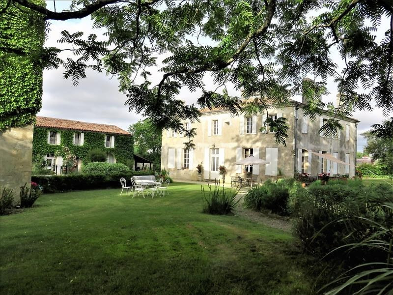 Verkauf von luxusobjekt haus St estephe 784000€ - Fotografie 1