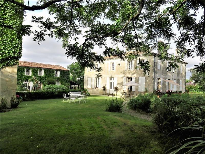 Verkoop van prestige  huis St estephe 915000€ - Foto 1