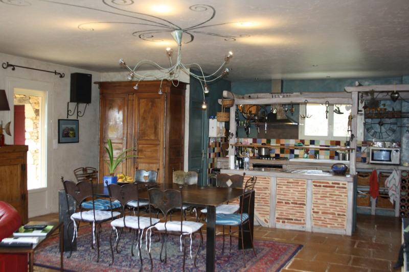 Sale house / villa Campagne 409500€ - Picture 5