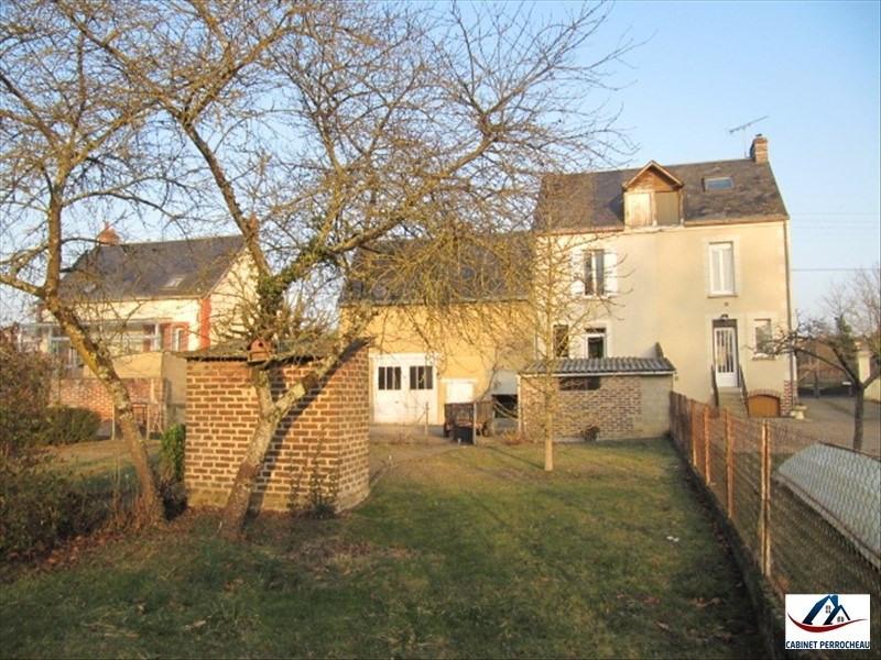 Vente maison / villa Montoire sur le loir 120000€ - Photo 1