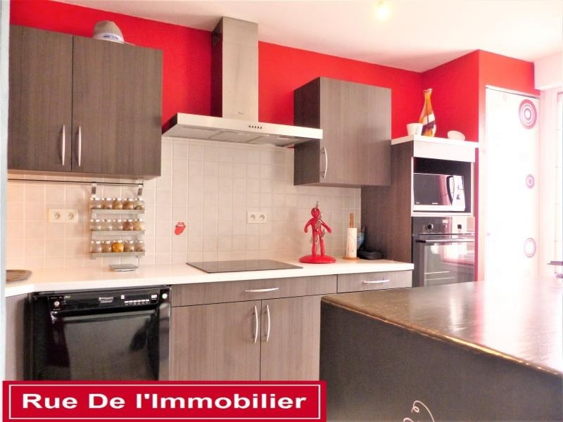 Sale apartment Schweighouse sur moder 167 000€ - Picture 1