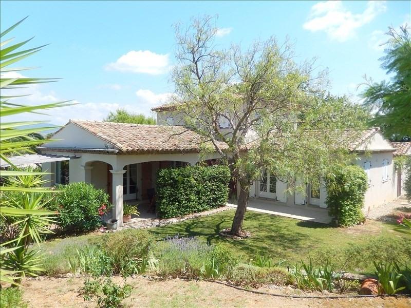 Vente maison / villa Roquebrune sur argens 548000€ - Photo 1