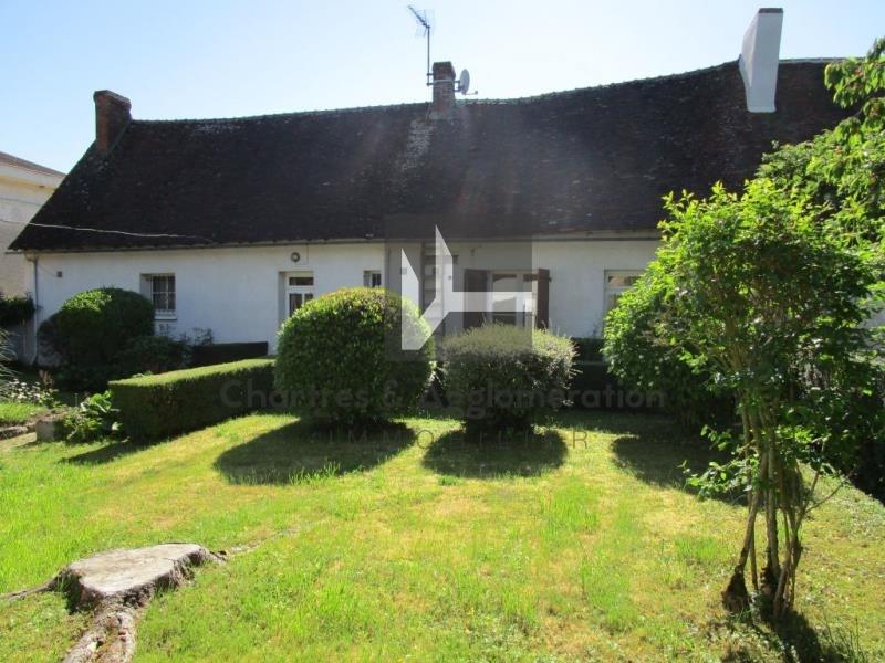 Vente maison / villa Meslay le vidame 126000€ - Photo 1