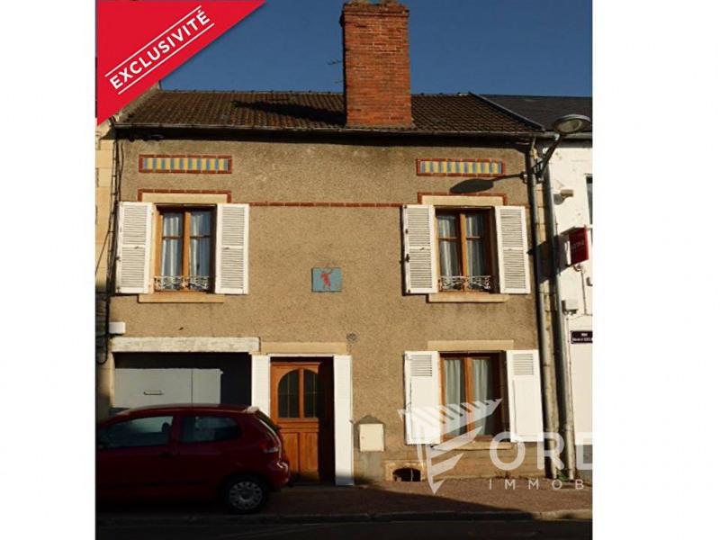 Vente maison / villa Cosne cours sur loire 94000€ - Photo 1