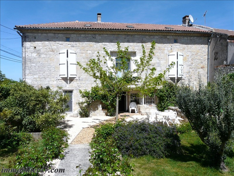 Sale house / villa Laugnac 245 000€ - Picture 1