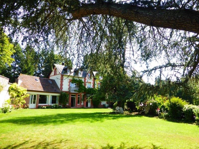 Deluxe sale house / villa Houlgate 850000€ - Picture 1
