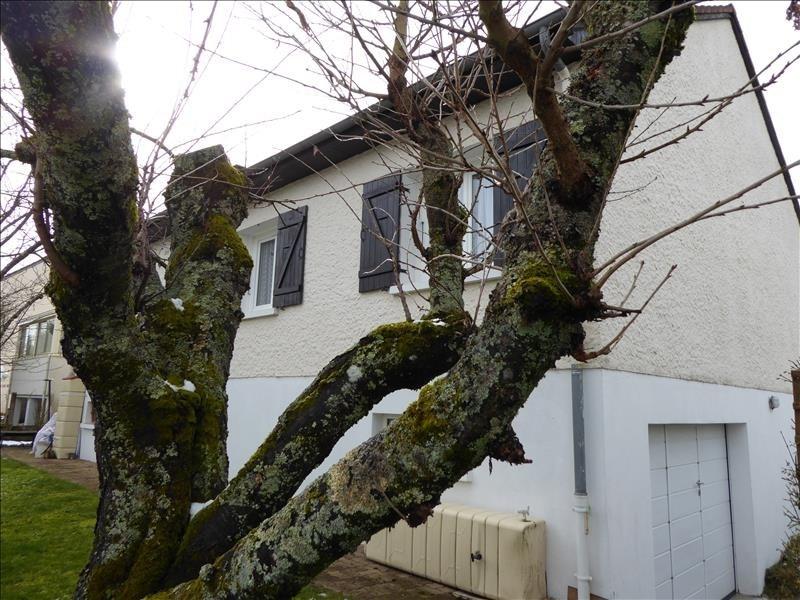 Vente maison / villa Varennes vauzelles 169800€ - Photo 1