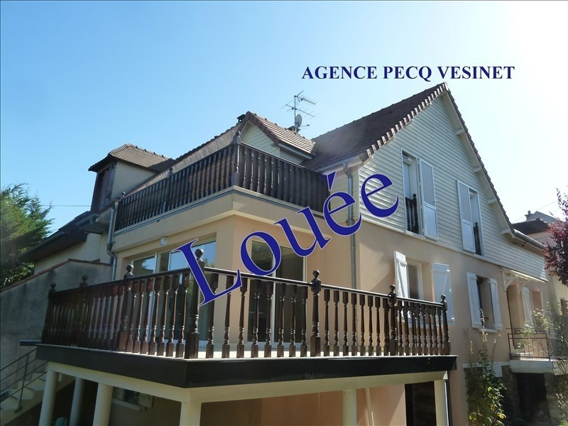 Location maison / villa Montesson 2 200€ CC - Photo 1
