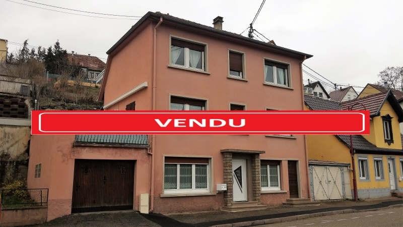Vente maison / villa Dinsheim sur bruche 248900€ - Photo 1