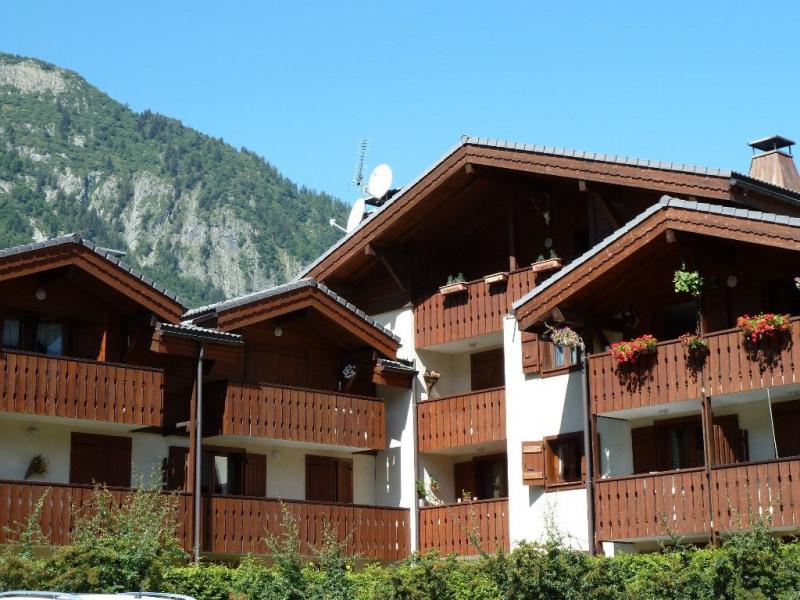Sale apartment Les houches 220000€ - Picture 1