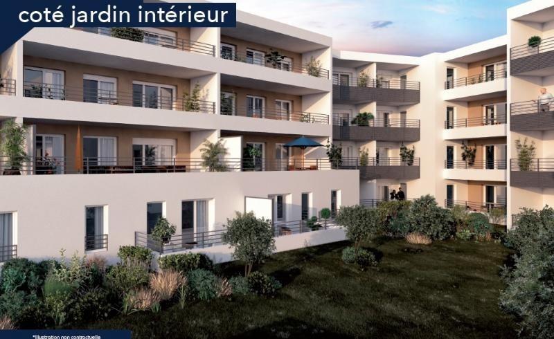 Vente appartement Nîmes 163000€ - Photo 1