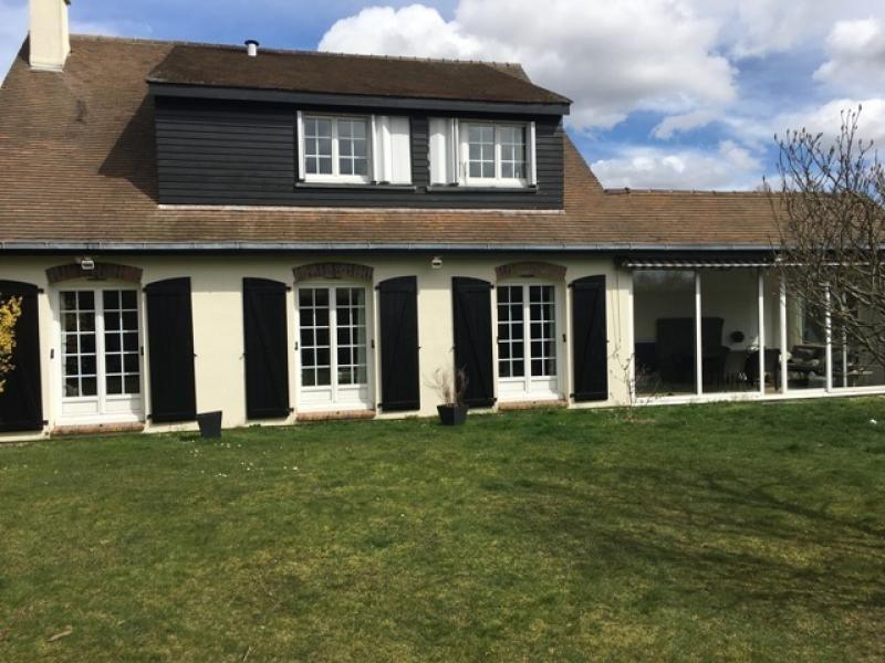 Sale house / villa Orgeval 559000€ - Picture 1
