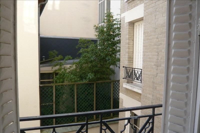Rental apartment Paris 15ème 595€ CC - Picture 3