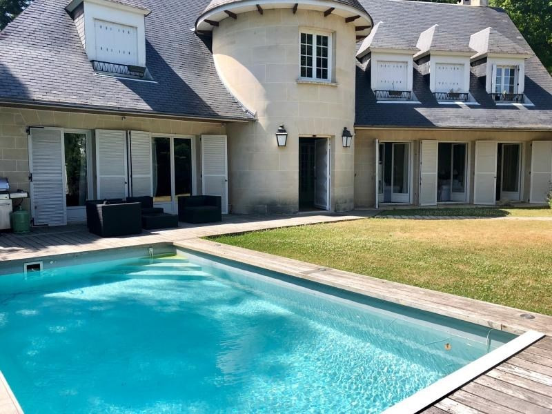 Deluxe sale house / villa Garches 2 060 000€ - Picture 1
