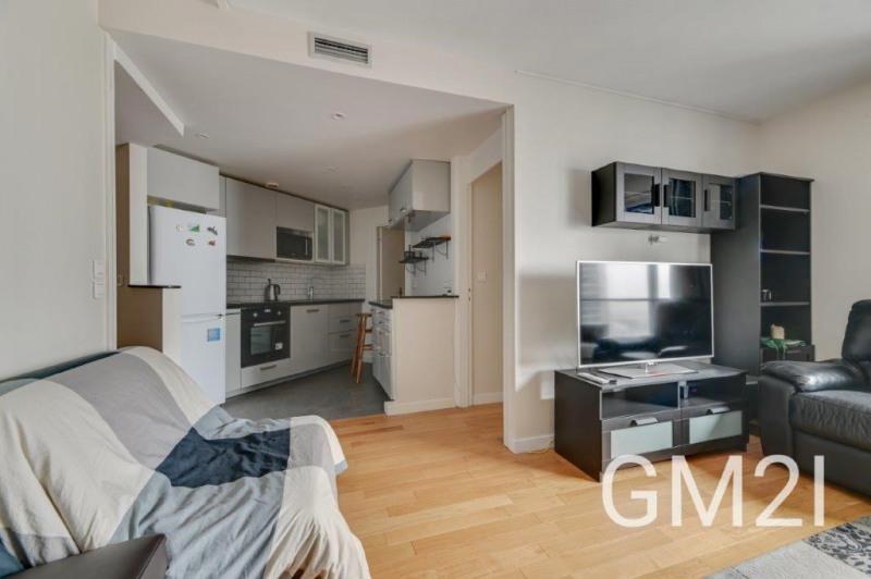 Vente appartement Paris 15ème 588000€ - Photo 3