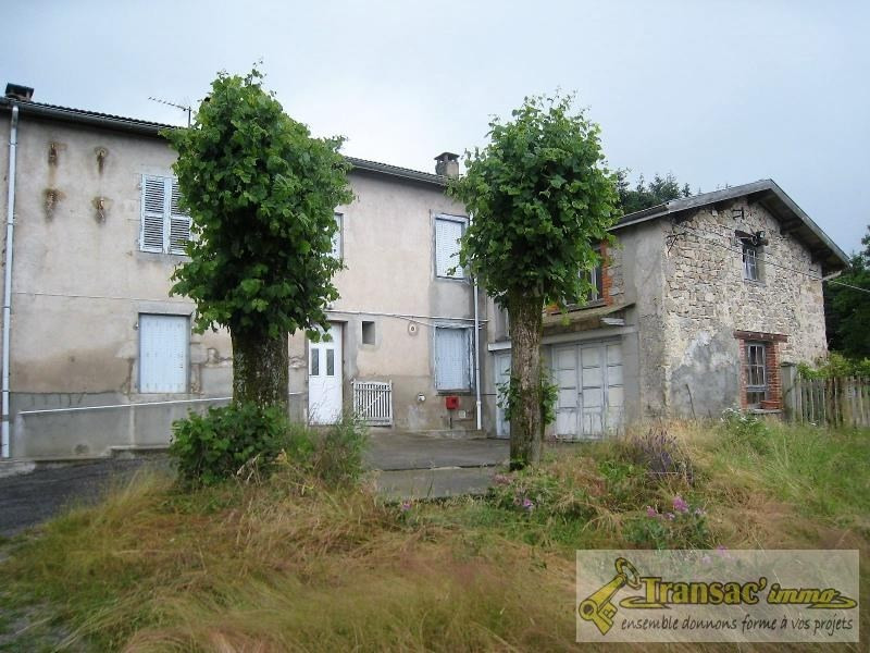 Sale house / villa Arconsat 86 800€ - Picture 1