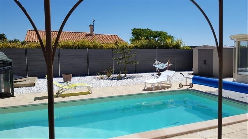 Sale house / villa Jard sur mer 269600€ - Picture 2