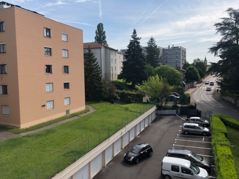 Sale apartment Pont eveque 135 500€ - Picture 1