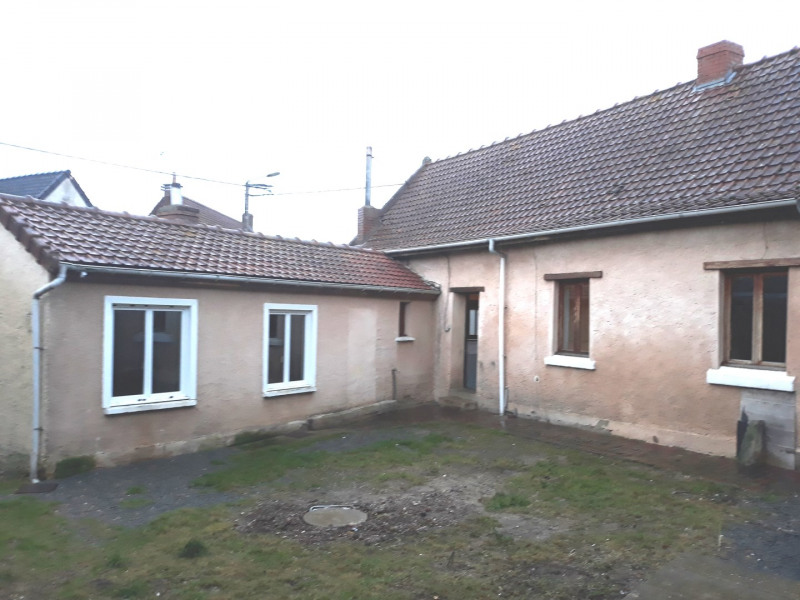 Sale house / villa Campagne d'enquin 64 000€ - Picture 1