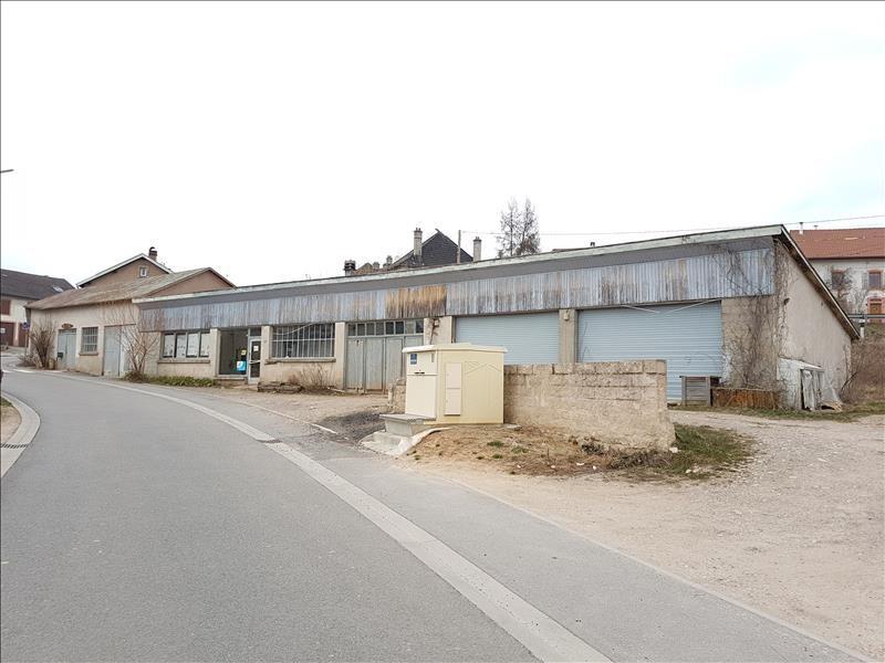 Bâtiment: provencheres sur fave - 350 m²