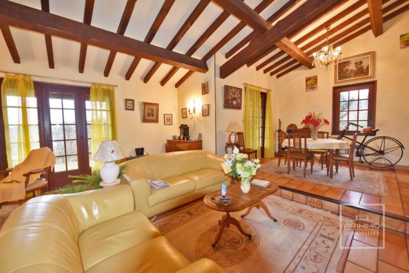 Vente maison / villa Poleymieux au mont d'or 490000€ - Photo 10