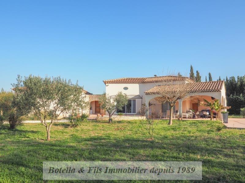 Vente de prestige maison / villa Bagnols sur ceze 505000€ - Photo 13