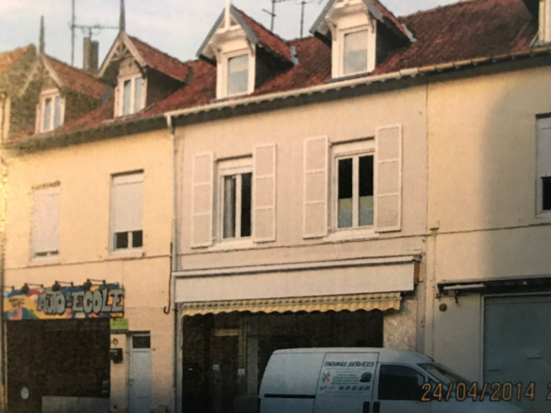 Vente immeuble Etaples 123 000€ - Photo 1