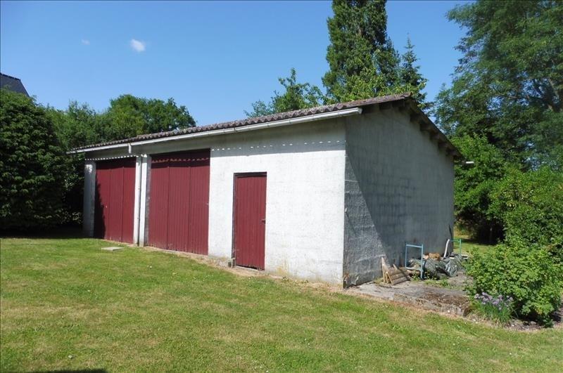 Sale house / villa Mortagne au perche 146000€ - Picture 10