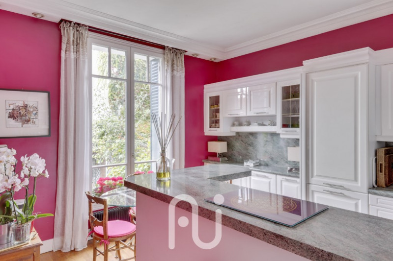 Revenda residencial de prestígio casa Colombes 1194000€ - Fotografia 8