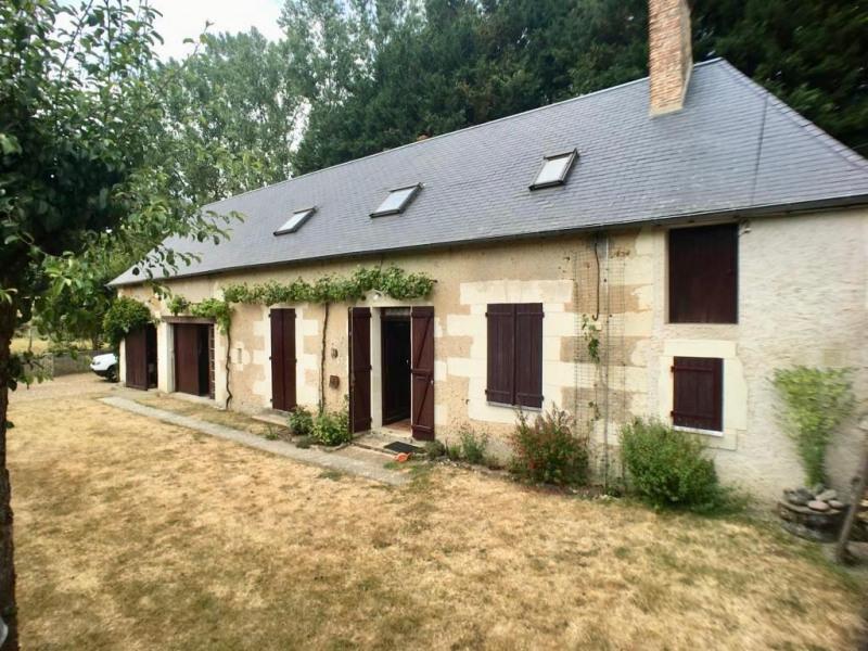 Vente maison / villa La chartre sur le loir 121000€ - Photo 4