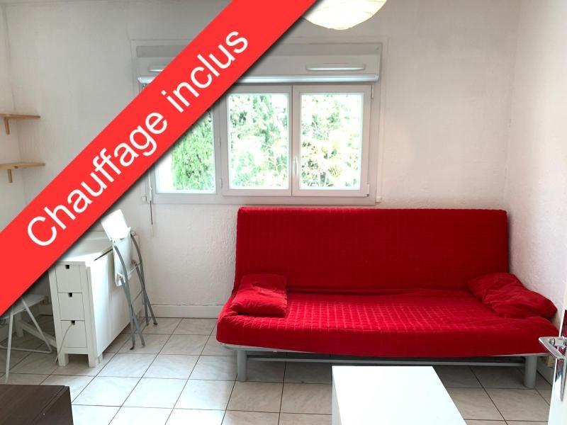 Rental apartment Aix en provence 572€ CC - Picture 1