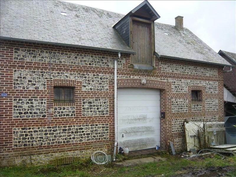 Vente maison / villa Fauville en caux 60000€ - Photo 1